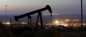 oil boom town
